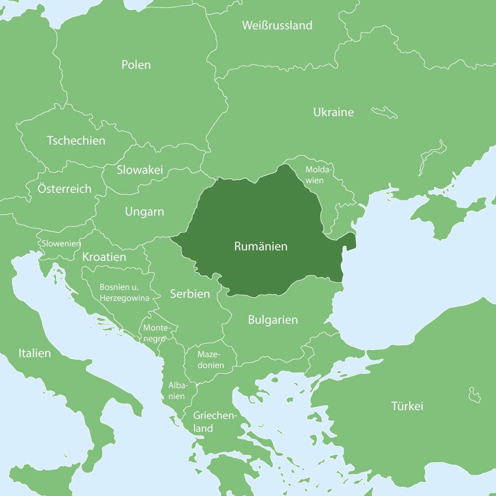 Enduro Tour Rumänien